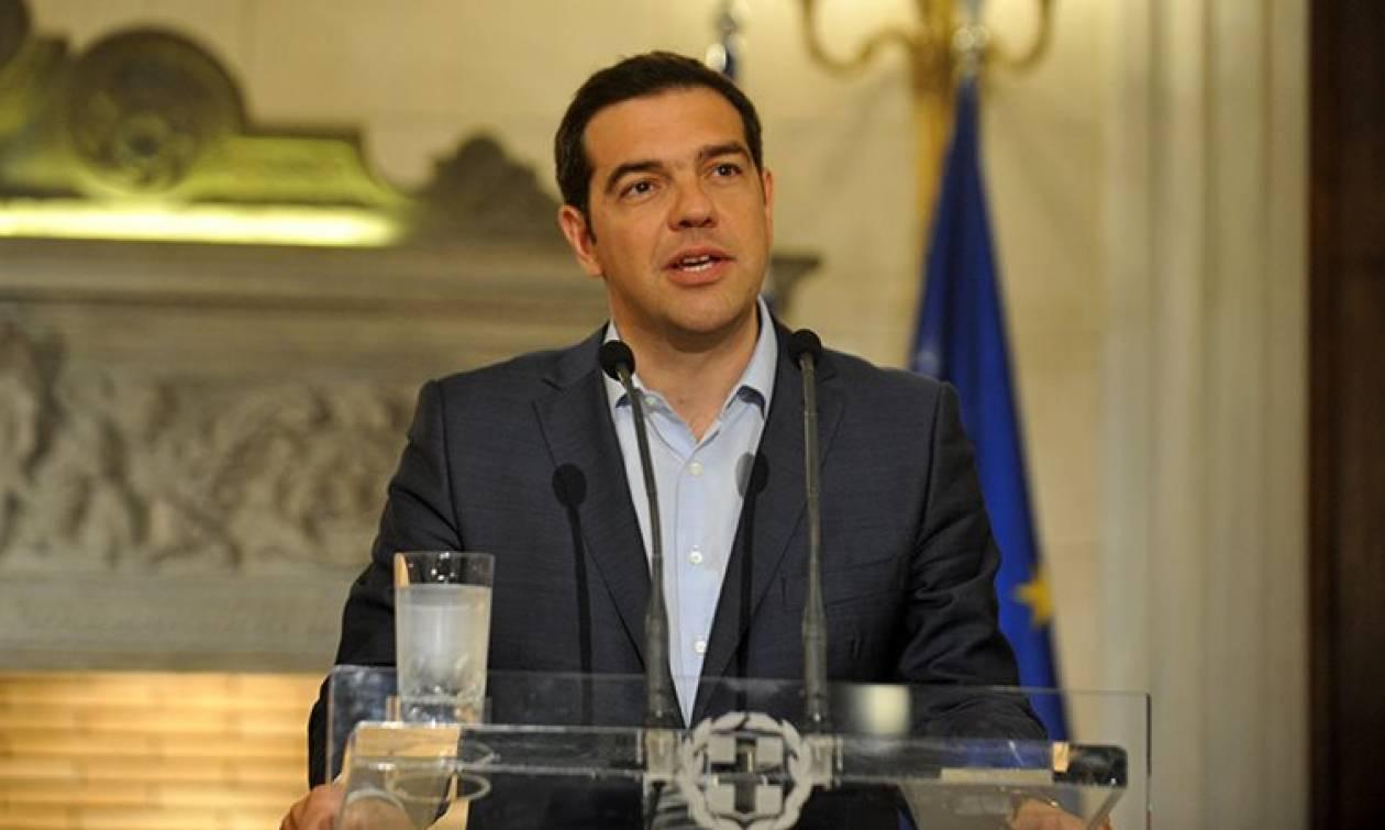 Εκλογές - Τσίπρας: Εσείς θα αποφασίσετε ποιος θα διαπραγματευθεί για το χρέος!
