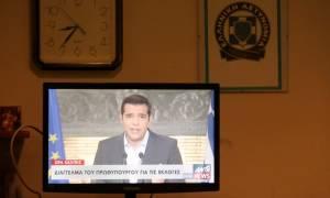 Παραίτηση Τσίπρα: Διαβάστε το διάγγελμα του πρωθυπουργού