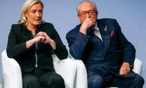 Γαλλία: Διαγραφή του Ζαν Μαρί Λεπέν από το Εθνικό Μέτωπο