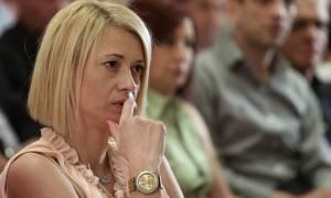 Εκλογές – Ραχήλ Μακρή: «Οι εκλογές γίνονται για να φύγουν οι ενοχλητικοί βουλευτές»