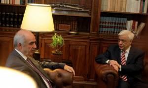 Μεϊμάρακης: Θα διερευνήσω σχηματισμό κυβέρνησης από την παρούσα Βουλή