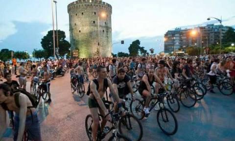 Θεσσαλονίκη: Διήμερο αφιερωμένο στο ποδήλατο