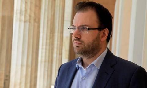 Εκλογές - Θεοχαρόπουλος: Οι εκλογές να οδηγήσουν σε προοδευτική διακυβέρνηση