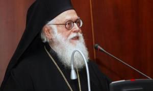 Ο Αρχιεπίσκοπος Αλβανίας δεν έχει σοβαρό πρόβλημα υγείας
