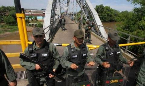 Βενεζουέλα: Κατάσταση έκτακτης ανάγκης για μέρη στα σύνορα με την Κολομβία