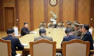 Συναγερμός στη Νότια Κορέα - Έτοιμος για πόλεμο ο Κιμ Γιούνγκ Ουν