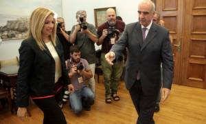 Πρόωρες εκλογές – Φ. Γεννηματά: Επιζήμια η επιλογή Τσίπρα για εκλογές – Το Grexit παραμένει