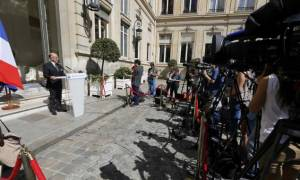 Γαλλία: Ισλαμιστής φέρεται να είναι ο δράστης της επίθεσης στο τρένο της Thalys