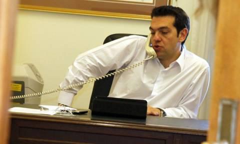 Τηλεφωνική επικοινωνία Τσίπρα με τον πρωθυπουργό της Βουλγαρίας