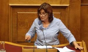 Εκλογές: Θεανώ Φωτίου - Δύσκολη αλλά σωστή η απόφαση για πρόωρες εκλογές