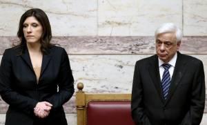 Αιχμηρή απάντηση Παυλόπουλου στη Ζωή Κωνσταντοπούλου