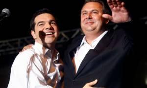 Αποκλειστικό-Εκλογές: Χέρι-χέρι Τσίπρας και Καμμένος ακόμα και με αυτοδυναμία ΣΥΡΙΖΑ