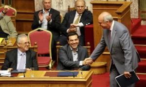 Τσίπρας σε Μεϊμαράκη: Δεν υπάρχει περιθώριο σχηματισμού κυβέρνησης από την παρούσα Βουλή