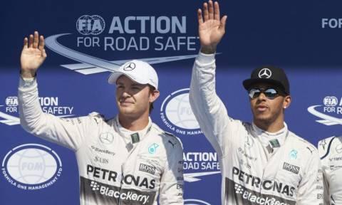 F1 Grand Prix Βελγίου: Δέκα με τόνο για τον Hamilton (photos)