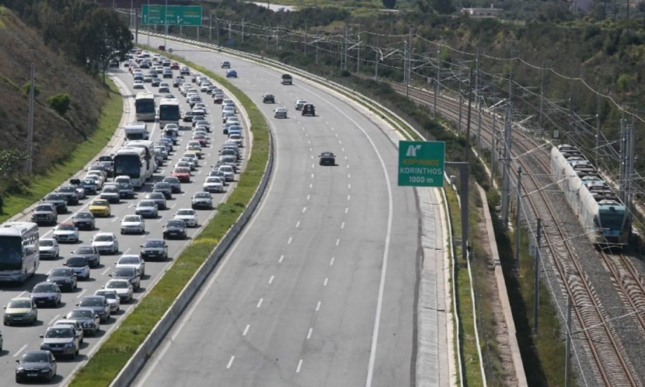 Ι.Ο.ΑΣ.: Επαναλειτουργία των προσβάσεων σε αυτοκινητοδρόμους
