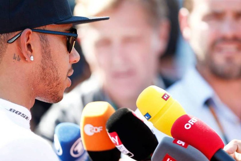 Κυρίαρχος στο Grand prix του Βελγίου στη διαδρομή του Spa ο Hamilton