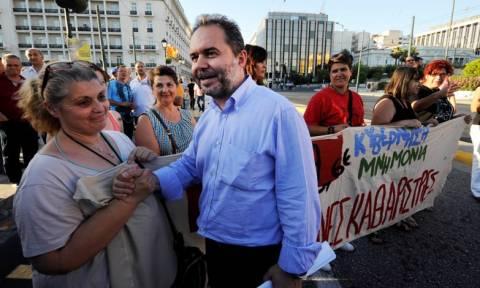 Πρόωρες εκλογές: Στήριξη Φωτόπουλου στον Π. Λαφαζάνη