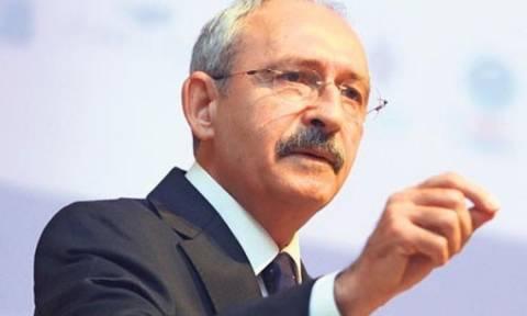 Κιλιτσντάρογλου κατά Ερντογάν: «Ετοιμάζει πολιτικό πραξικόπημα»