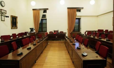 LIVE: Η διάσκεψη των προέδρων της Βουλής