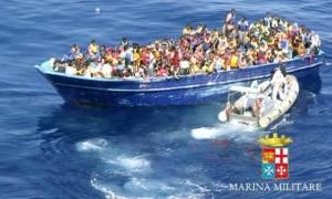 Ιταλία: Πάνω από 4.400 πρόσφυγες διέσωσαν οι ιταλικές αρχές το τελευταίο 48ωρο