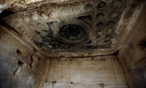 Παλμύρα: Οι τζιχαντιστές ανατίναξαν τον αρχαίο ναό του Βάαλ-Δία