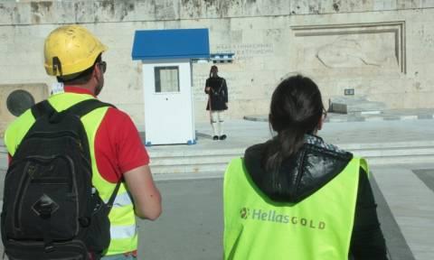 Χαλκιδική: Σε αποκλεισμό δρόμων προχωρούν οι μεταλλωρύχοι