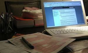 Έως και την Κυριακή 30 Αυγούστου η υποβολή των φορολογικών δηλώσεων