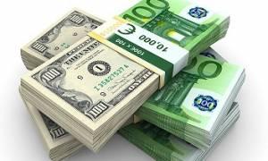 Ανατιμήθηκε το ευρώ στα 1,15 δολάρια