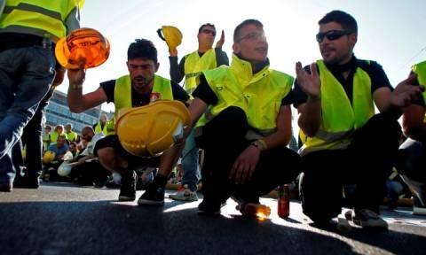 Χαλκιδική: Δύο άτομα προσήχθησαν για τον αποκλεισμό δρόμων σε Στρατώνι - Πλανά
