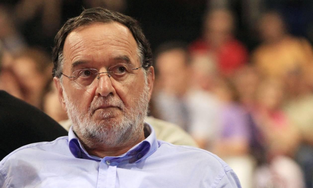 Εκλογές: Κατάργηση του bonus των 50 εδρών και απλή αναλογική ζητά ο Λαφαζάνης