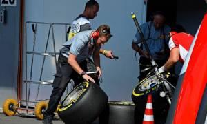F1 Grand Prix Βελγίου: Vettel εναντίον Pirelli και Pirelli εναντίον ομάδων
