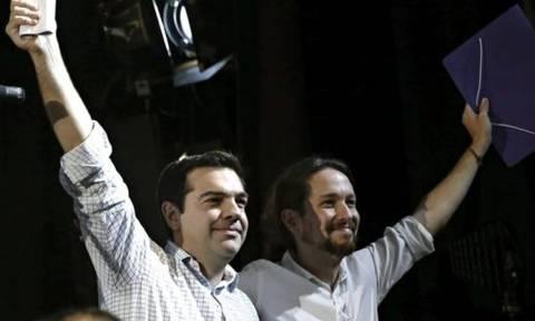 Ιγκλέσιας: Ο Τσίπρας πάλεψε σαν λιοντάρι κι οι Έλληνες θα τον στηρίξουν