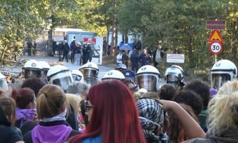 Χαλκιδική: Καταδίκη τεσσάρων αλλοδαπών που συμμετείχαν την πορεία κατά του χρυσού