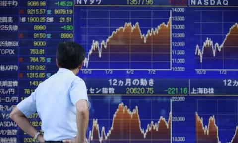 Ιαπωνία-Χρηματιστήριο: Κλείσιμο με πτώση σχεδόν 4%