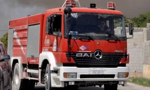 Λασίθι: Υπό έλεγχο τέθηκαν δύο πυρκαγιές στον Άγιο Νικόλαο