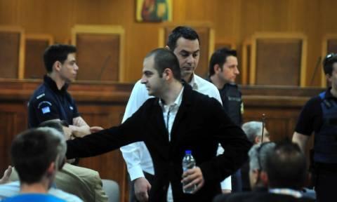 Δίκη Χρυσής Αυγής: Αποφυλακίστηκαν Κούζηλος και Πατέλης