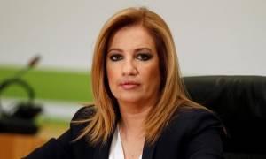 Εκλογές 2015 – Φώφη Γεννηματά: Αναγκαία η σύγκληση του Συμβουλίου Πολιτικών Αρχηγών