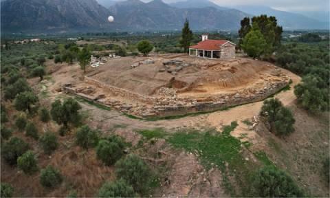 Σπάρτη: Σημαντικά ευρήματα σε δυο αρχαιολογικές ανασκαφές (pics)