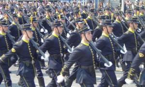 Βάσεις 2015: Στα ύψη η Σχολή Ευελπίδων