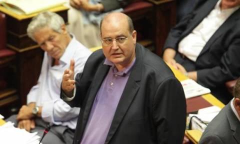 Εκλογές 2015 – Φίλης: Δεν ξέρω αν θα είναι υποψήφιοι Τσακαλώτος και Σακελλαρίδης
