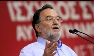 Εκλογές 2015: Συνάντηση Λαφαζάνη - Γεννηματά και επαφές με φορείς