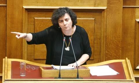 Βαλαβάνη: Αποχωρεί από τον «μνημονιακό ΣΥΡΙΖΑ» και ενισχύει τη Λαϊκή Ενότητα