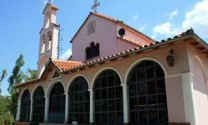 Ως άλλοι τζιχαντιστές οι Αλβανοί κατεδάφισαν το ναό του Αγ. Αθανασίου στους Δρυμμάδες (photos)
