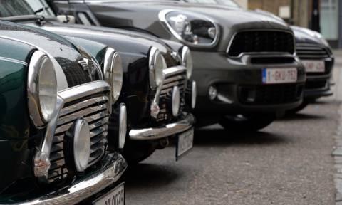Mini: Μία μεγάλη ιστορία από ένα μικρό αυτοκίνητο