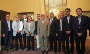 Παυλόπουλος: Άμεση σύγκληση Συνόδου Κορυφής για το μεταναστευτικό