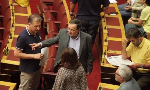 Σκληρή απάντηση Λαφαζάνη σε Τσίπρα: Έδειξε το μνημονιακό του πρόσωπο
