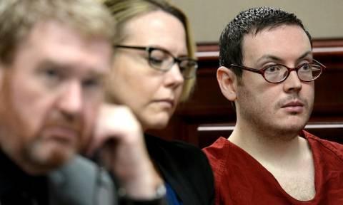 Ο «μακελάρης του Ντένβερ» καταδικάστηκε σε 12 φορές ισόβια και 3.318 χρόνια κάθειρξη