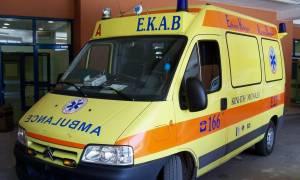 Θανατηφόρο τροχαίο στο Κορωπί με θύμα 82χρονη οδηγό μηχανής