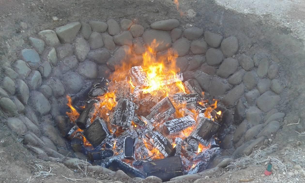 Ανακαλύφθηκε φούρνος της Νεολιθικής περιόδου στην Πάφο (photos)