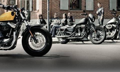 Harley Davidson: Νέα ισχυρή γκάμα για το 2016